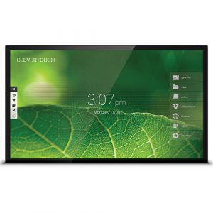 PCAP touchscreen Clevertouch