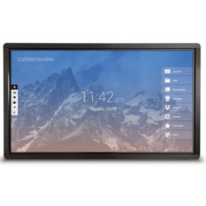Clevertouch-Pro-Series-Front-View