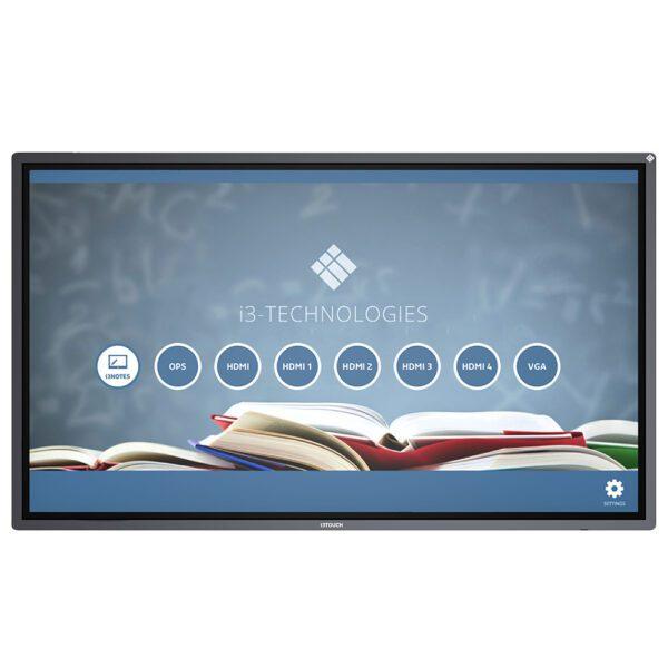 i3 Touch E-Series/V-series